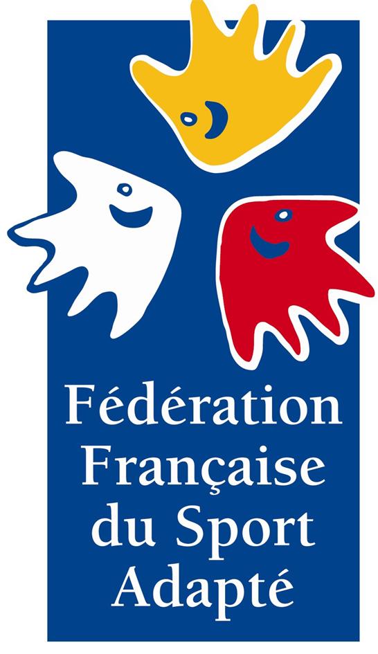 logo fédération française sport adapté